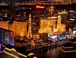Las Vegas Night Helicopter Flight Adult Ticket $57