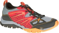 Merrell Men's Capra Rapid Low Hiking Shoes for $60