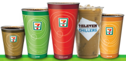 7-Eleven: Free coffee every Wednesday in January