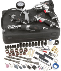Ironton 100-Piece Air Tool Kit for $85
