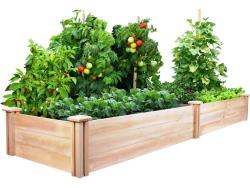 Raised Garden Beds at Home Depot: Up to 62% off