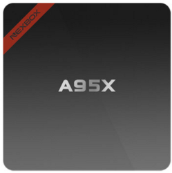 Nexbox A95X 8GB Android TV Box for $21