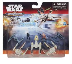 Star Wars Episode 7 Micro Machines Vehicle Pack