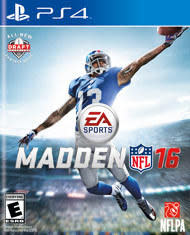 Madden NFL 16 for PS4 or Xbox One w/ Stars Wars Battlefront for PS4 or Xbox One Purchase