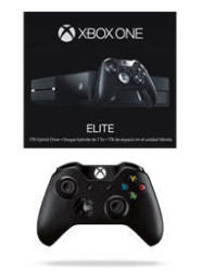 Xbox One 1TB Elite Bundle w/ Wireless Controller