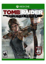 Tomb Raider: Definitive Edition for PS4 or Xbox One