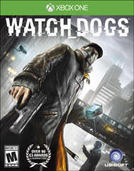 Watch Dogs, Pre-Owned for Xbox One