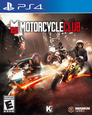 Motorcycle Club for PS4 or Xbox One