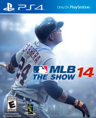 MLB 14: The Show for PS4, Pre-Owned