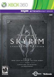 The Elder Scrolls V: Skyrim Legendary Edition for PS3 or Xbox 360