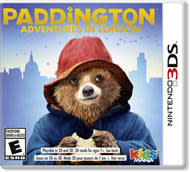 Paddington: Adventures in London for 3DS
