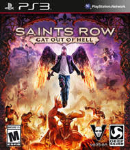 Saints Row: Gat Out of Hell for PS3 or Xbox 360