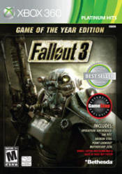 Fallout 3 Game of the Year Edition for Xbox 360