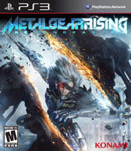 Metal Gear Rising Revengeance for PS3