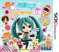 Hatsune Miku: Project Miri DX for 3DS