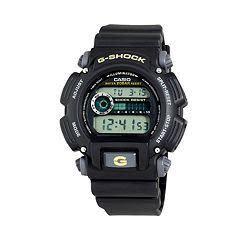 Casio Men's G-Shock Watch w/ Combination Flashlight & Bottle Opener