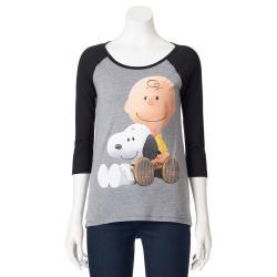 Peanuts Juniors' Apparel, Select Items