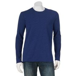 Apt. 9 Men's Long-Sleeve Solid Tees