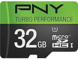 PNY 32GB microSD Class 10 Memory Card