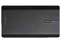 PNY 6000mAh Power Pack in Black or Blue