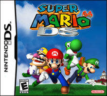 Super Mario 64 for DS, Pre-Owned