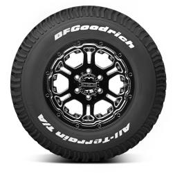 $50 - $70 off BF Goodrich Tires, Set of 4