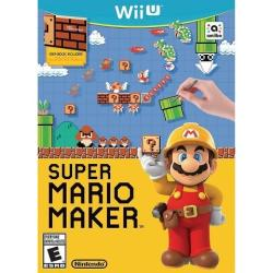 Super Mario Maker for Wii U $49.99 - $59.99 + $15 Target Gift Card