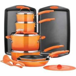 Rachael Ray 16-Pc. Cookware Set