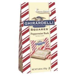 Buy 2, Get 3rd Free Ghirardelli 5.4-Oz. Peppermint Bark