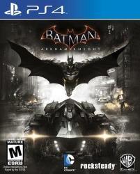 Batman: Arkham Knight for PS4