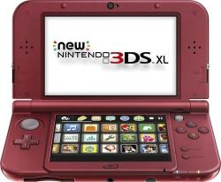New Nintendo 3DS XL Handheld System
