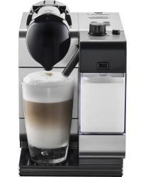 DeLonghi Nespresso Lattissima Plus Espresso Maker in Silver