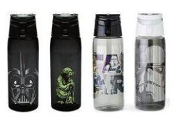 Boys' Star Wars Novelty Water Bottles, Select Items
