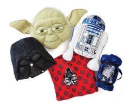 Boys' Star Wars Pillow or Blanket