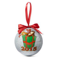 Disney Collection Exclusive Holiday Ornament