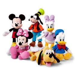 Disney Collection Mini Plush