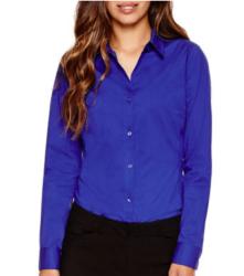 Worthington Misses' & Petites' Essential Shirt