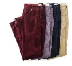 St. John's Bay Women's Corduroy Pants