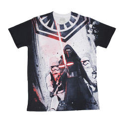 50-60% off Star Wars The Force Awakens Apparel, Select Items