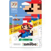 30th Anniversary Modern Color Mario Amiibo