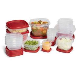 Rubbermaid Easy Find Lids 34-Pc. Food Storage Set