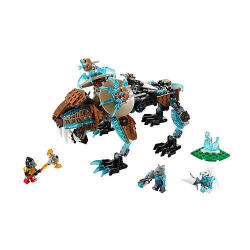 LEGO Legends of Chima Sir Fangar's Saber-Tooth Walker