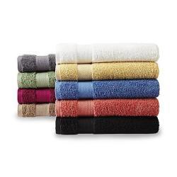 Colormate Ringspun Bath Towels