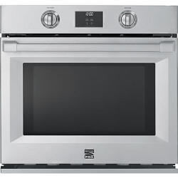"Kenmore Pro 36"" Gas Cooktop & 30"" Electric Convection Wall Oven"