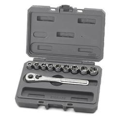 Craftsman 10-Pc. Metric Socket Wrench Set