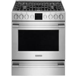 Frigidaire FPGH3077RF 5.1-Cu. Ft. Self-Cleaning Gas Convection Range in Stainless Steel