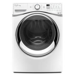 Whirlpool WFW95HEDW 4.5-Cu. Ft. HE Washer w/ Steam Cycle