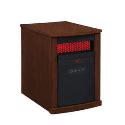 Duraflame Infrared Whole-Room Cabinet Electric Space Heater