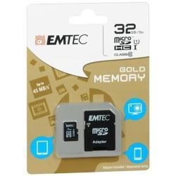 Emtec 32GB microSD Card