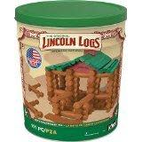 Lincoln Logs Construction Toys